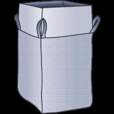 MIRAWO Big Bag 140x140x120, beschichtet, mit 4 Hebeschlaufen