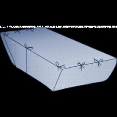 Containerbag 7cbm für Absetzmulde 340/220(L)x195x165 cm