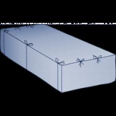 Containerbag 38 cbm für Abroller 650x240x240 cm