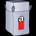 Asbest Big Bag 90x90x110